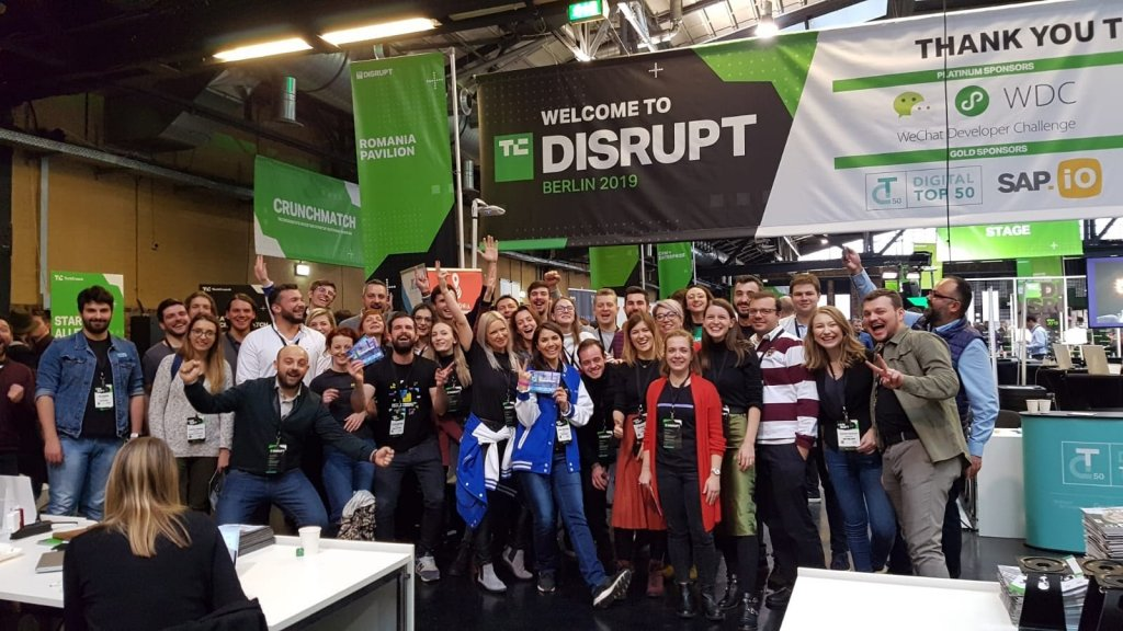 TechCrunch Disrupt Berlin 2019