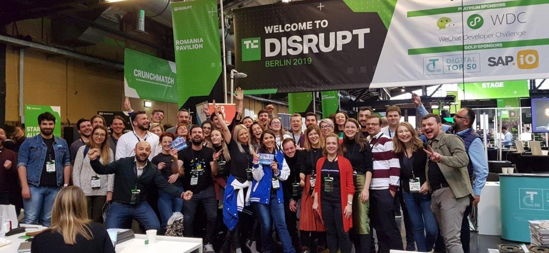 disrupt berlin